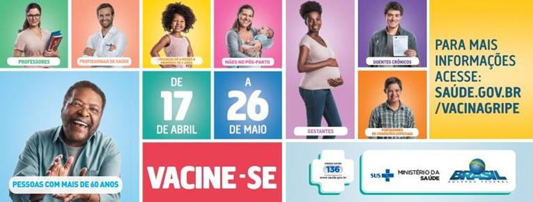 campanha vacinação 2017